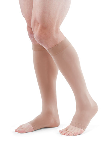 Duomed Advantage, 20-30 mmHg, Knee High, Open Toe