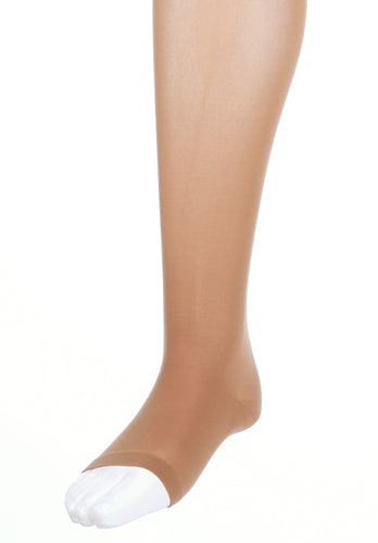Mediven Assure, 20-30 mmHg, Thigh High w/Beaded Silicone Band, Open Toe