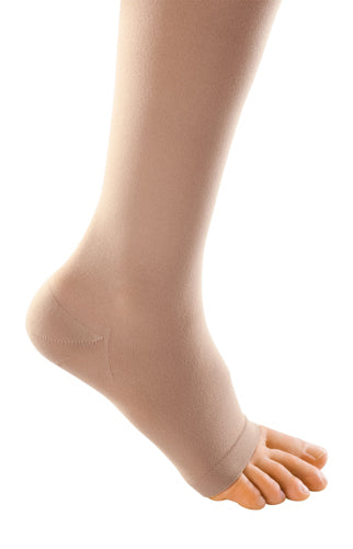 Mediven Forte, 40-50 mmHg, Thigh High, Beaded Silicone Band, Open Toe
