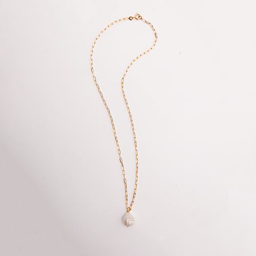 NEW! PEARL NECKLACE | CARLA
