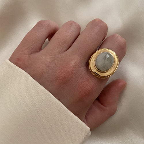 OUTLET | MOONSTONE RING