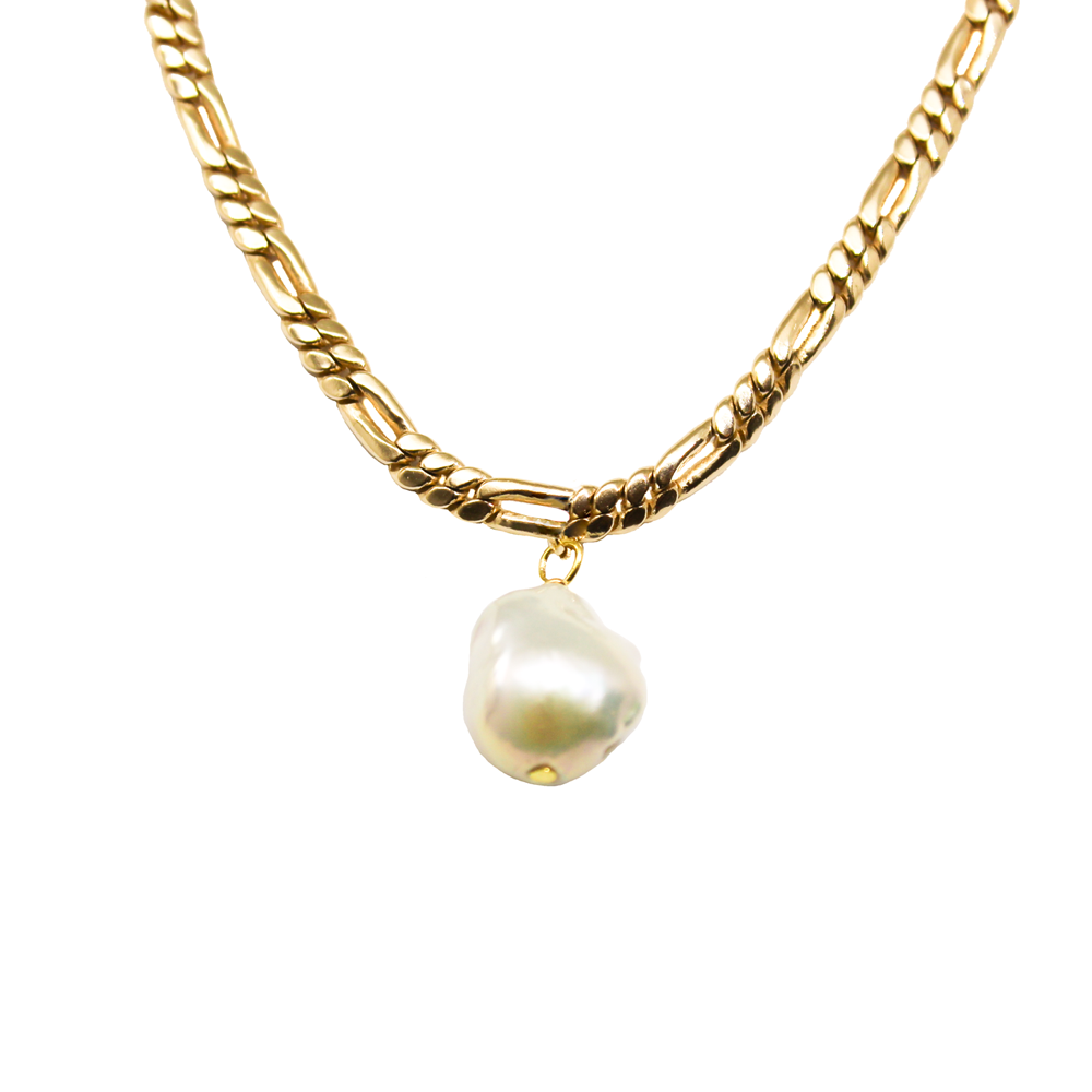 NEW! PEARL NECKLACE | FRIDA