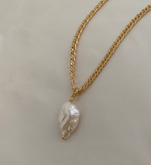NEW! PEARL NECKLACE | OPHÉLIA