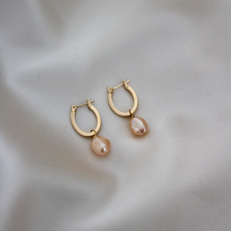 PATKÓ EARRINGS | LIMITED EDITION ROSE