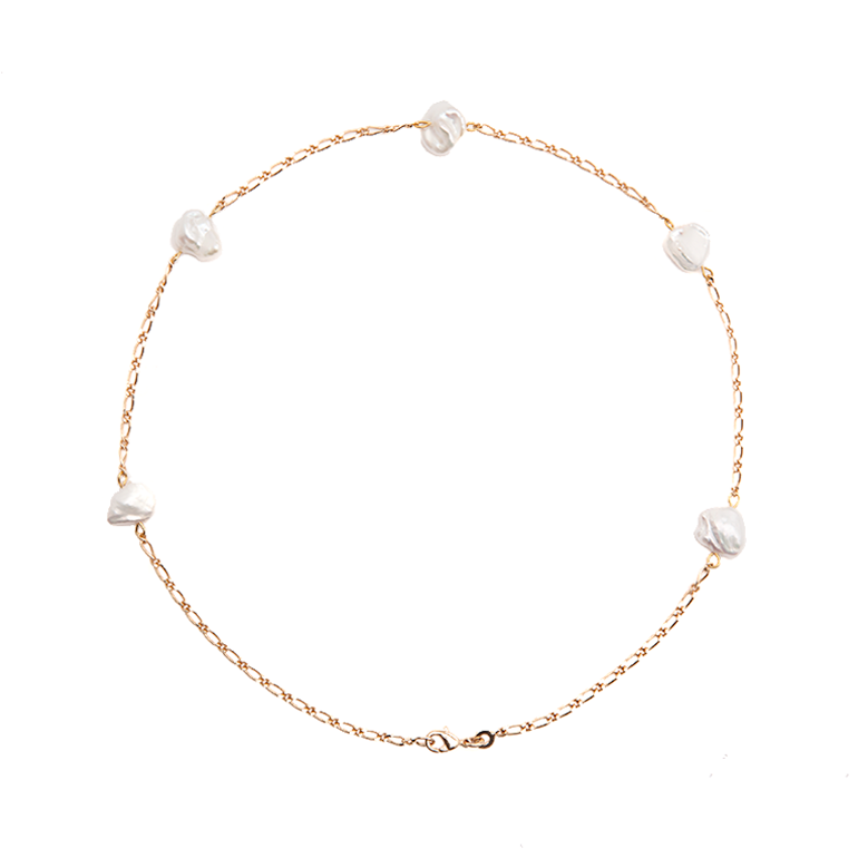 PEARL NECKLACE | GRETA
