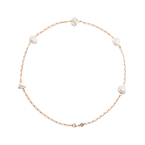 NEW! PEARL NECKLACE | GRETA
