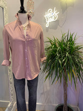 Eileen Knit Button Up Blush