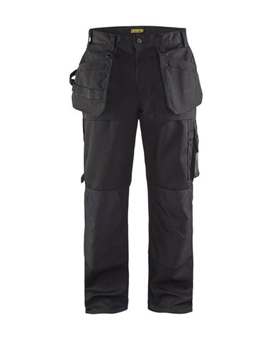 Blaklader 1530 Craftsmen trouser - Black (limited stock)