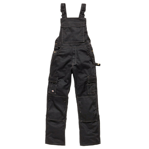 Dickies WD401 Industry 300 two-tone work bib and brace (IN30040)