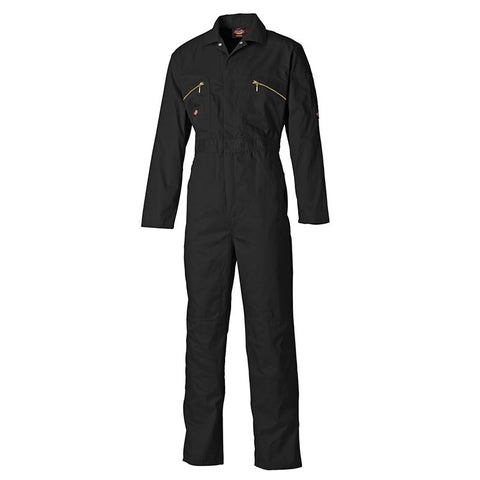 Dickies Redhawk zipped coverall (WD4839)