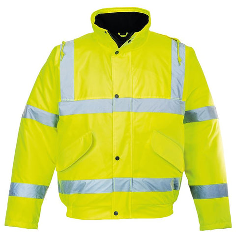 Portwest PW001 Hi-vis bomber jacket