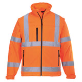Portwest PW092 Hi-vis softshell jacket