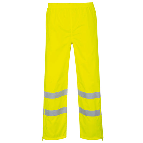 Portwest PW117 Hi-Vis breathable trousers