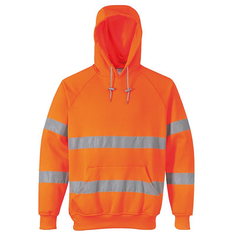 Portwest PW337 Hi-vis hooded sweatshirt