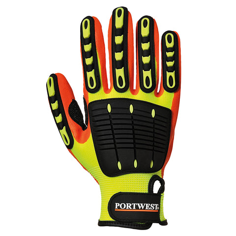 PW350 Anti-impact grip glove (A721)