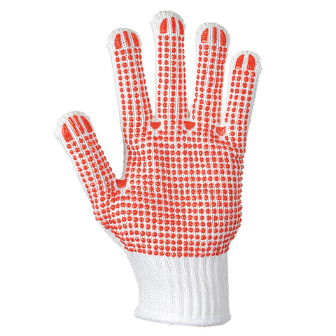 PW352 Heavyweight polka dot glove (A112)
