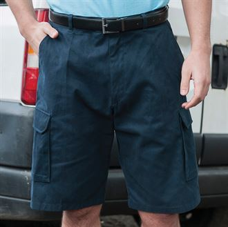 RTY Cotton Cargo Shorts