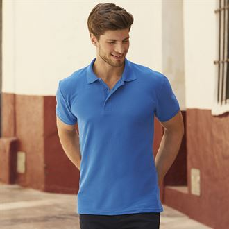 Fruit Of The Loom Heavyweight 65/35 polo (SS204)
