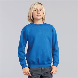Gildan Heavy Blend Youth Crew Neck Sweat (unisex)