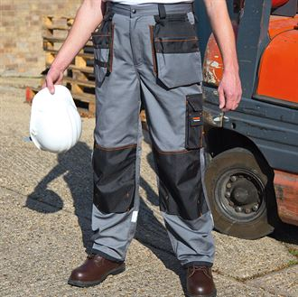 Result R324X Work-Guard x-over holster trousers