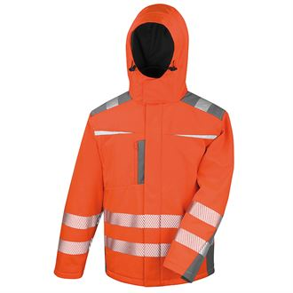 Result Dynamic Hi Viz Softshell Jacket