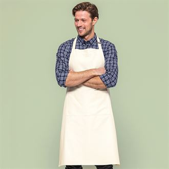 WM364 Fairtrade cotton adult craft apron