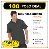 100-POLO-DEAL - only £5.49 each