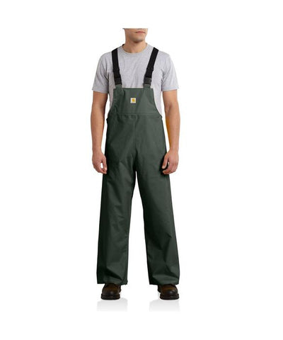 Carhartt 101075 Mayne Bib Overalls Green Medium (Last Pair) SALE