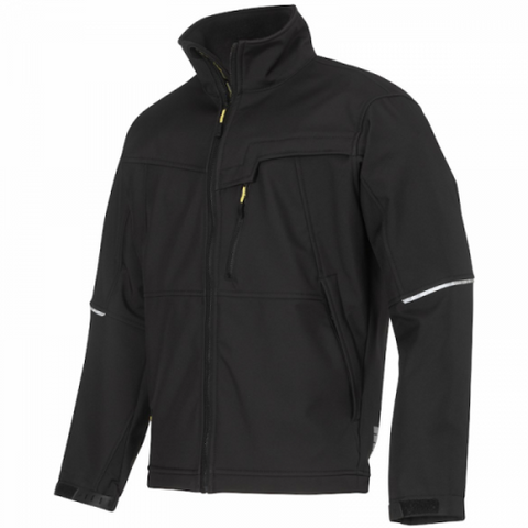 Snickers 1212 Softshell Jacket - Black XL
