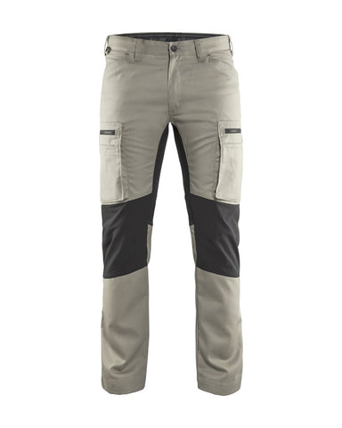 Blaklader 1459 Stretch Trouser Khaki - SALE (Last Stock