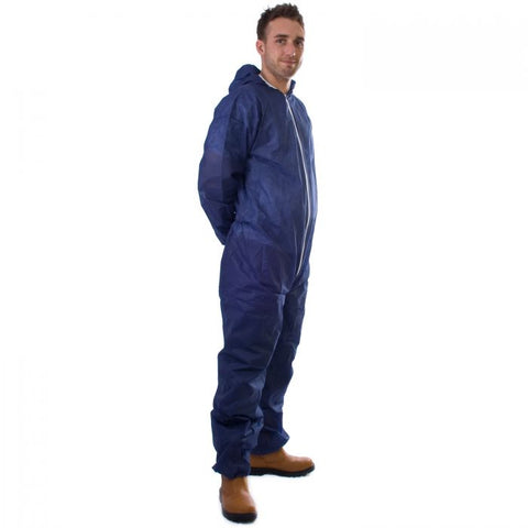 PP Non-Woven Disposable Coveralls - Limited Stock