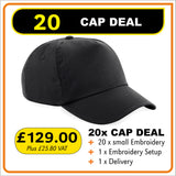 20CAP Deal - only £6.45 each