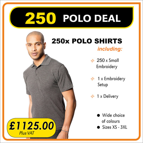 250-POLO-DEAL - only £4.50 each