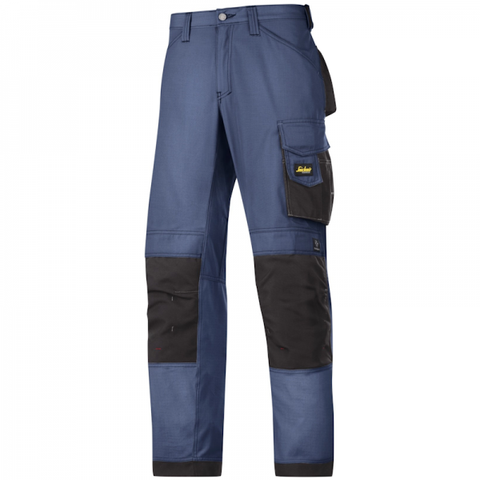"Snickers 3313 Navy Trouser 36""r - SALE"
