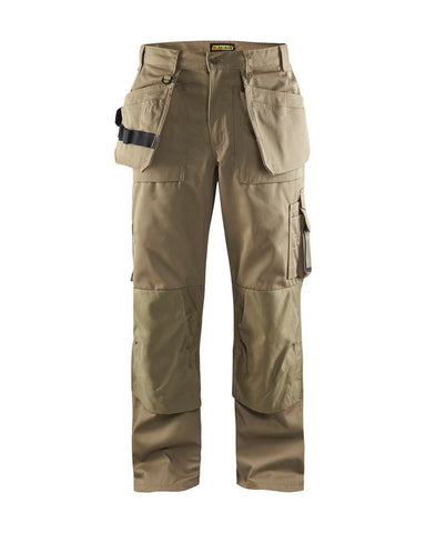 Blaklader 1530 Craftsmen trouser - Khaki (limited stock)
