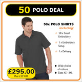50POLO Deal - only £5.90 each