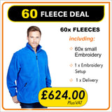 60FLEECE Deal - only £10.40 each