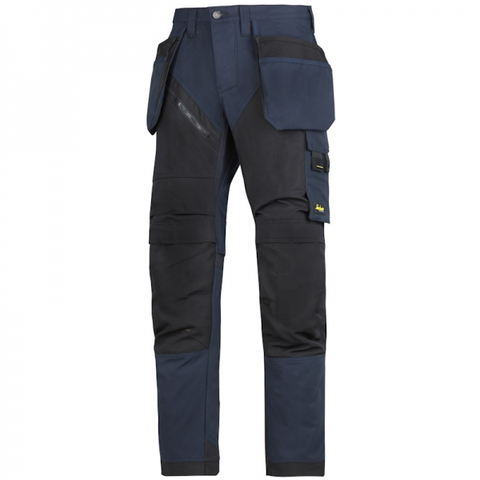 "Snickers Ruff Work 6203 Trouser Navy 36""s - SALE"