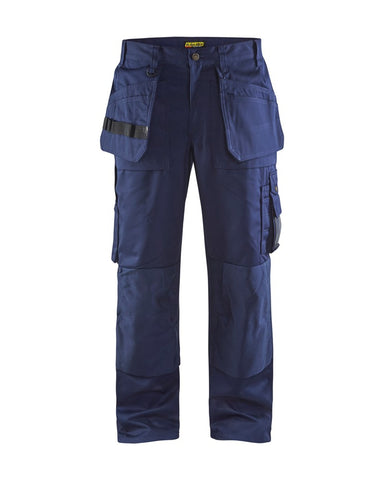 Blaklader 1530 Craftsmen trouser - Navy (limited stock)