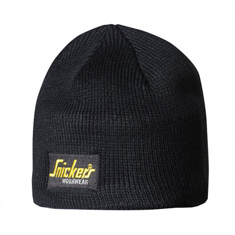 Snickers 9084 Logo Beanie - SALE (limited stock)