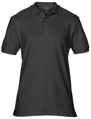 GD042 Premium cotton double piqué sport shirt - TRUFFLES