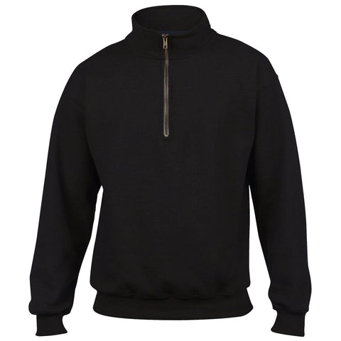 GD061 Heavy Blend™ cadet collar sweatshirt