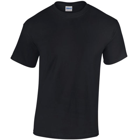 GD005 Heavy cotton adult t-shirt - TRUFFLES