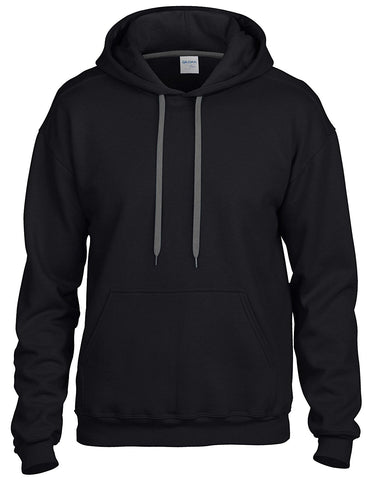 GD064 Premium Cotton® hooded sweatshirt