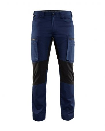 Blaklader 1459 Stretch Trouser Blue - SALE (Last Stock