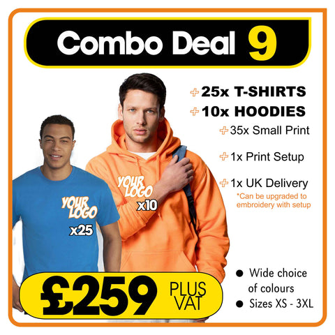 COMBO-DEAL-9 - ONLY £259