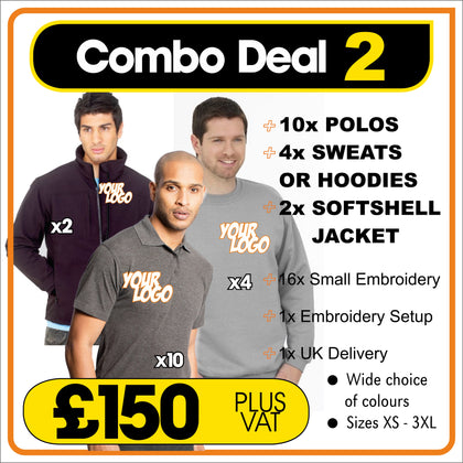 COMBO-DEAL-2 - ONLY £150