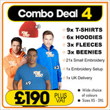 COMBO-DEAL-4 - ONLY £190