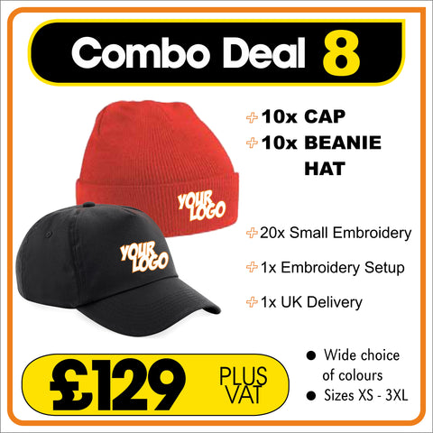 COMBO-DEAL-8 - ONLY £129