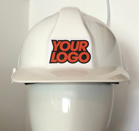 Roll of 50 Hard Hat Stickers